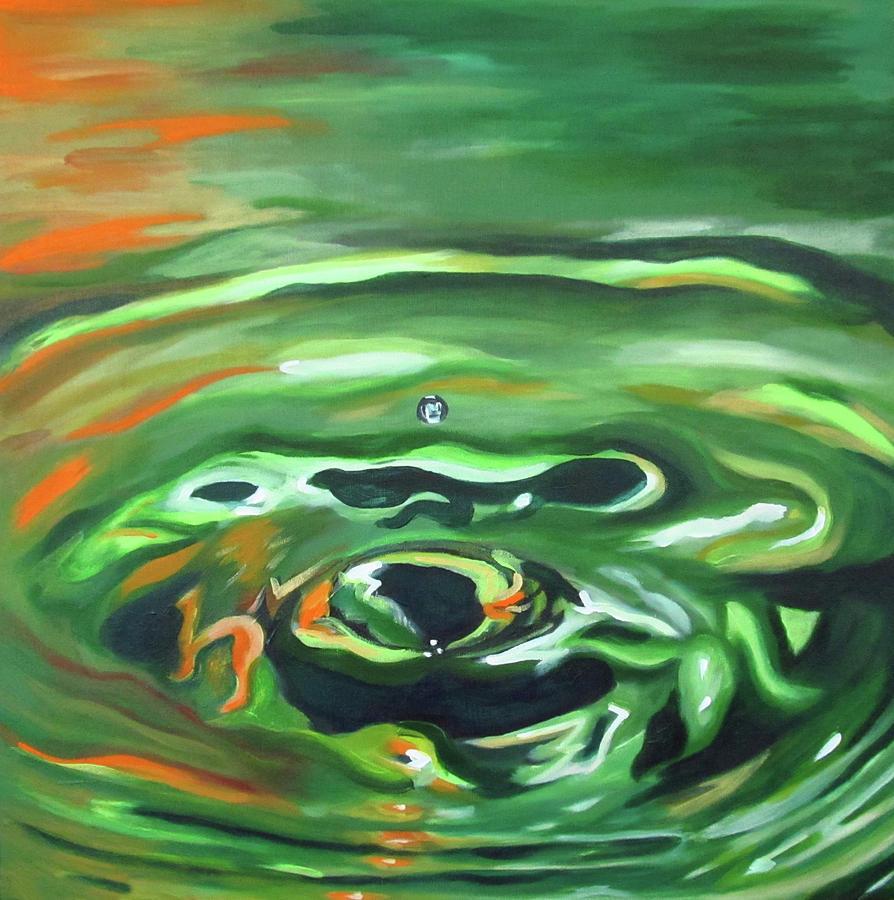 Matties Drop Painting