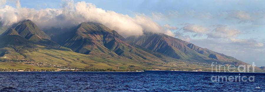 Maui Pano Photograph