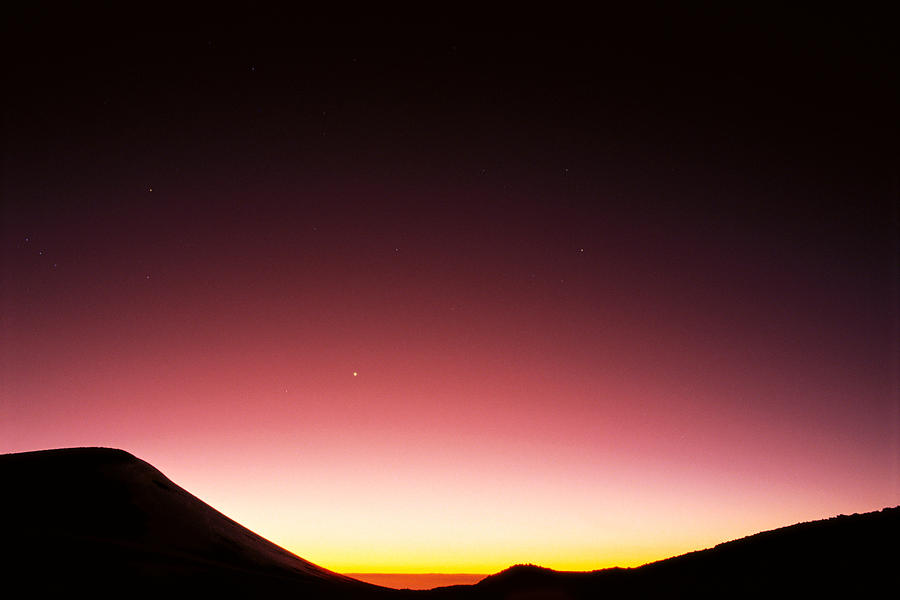 Mauna Kea, Summit Photograph