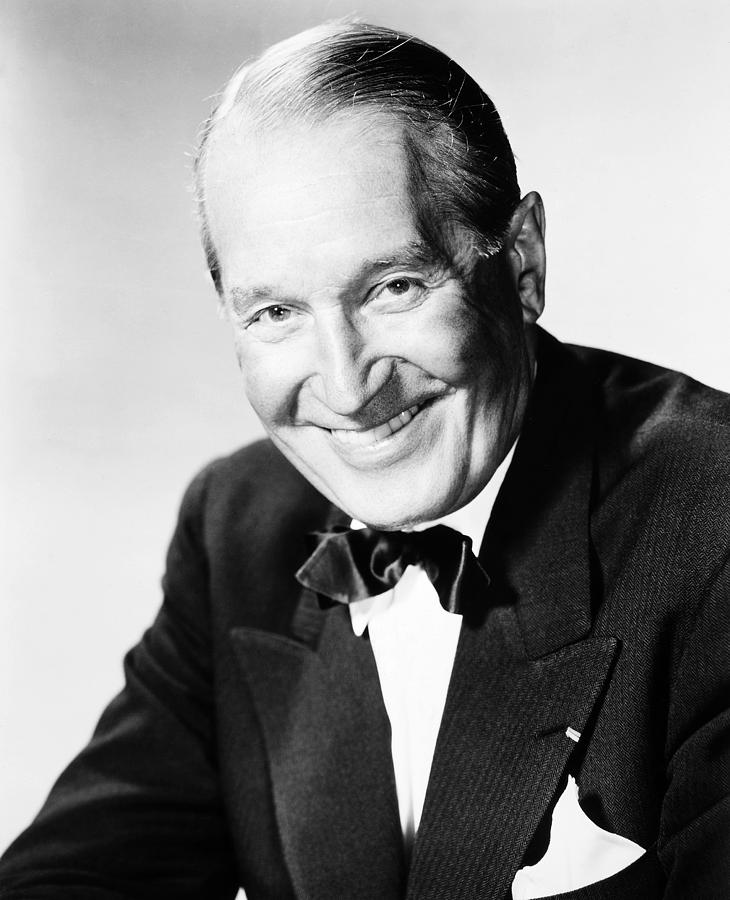 Maurice Chevalier Photograph