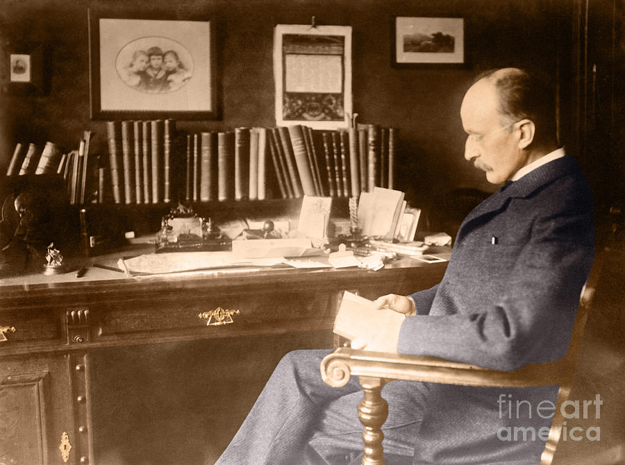 Max Planck, German Physicist Photograph  - Max Planck, German Physicist Fine Art Print