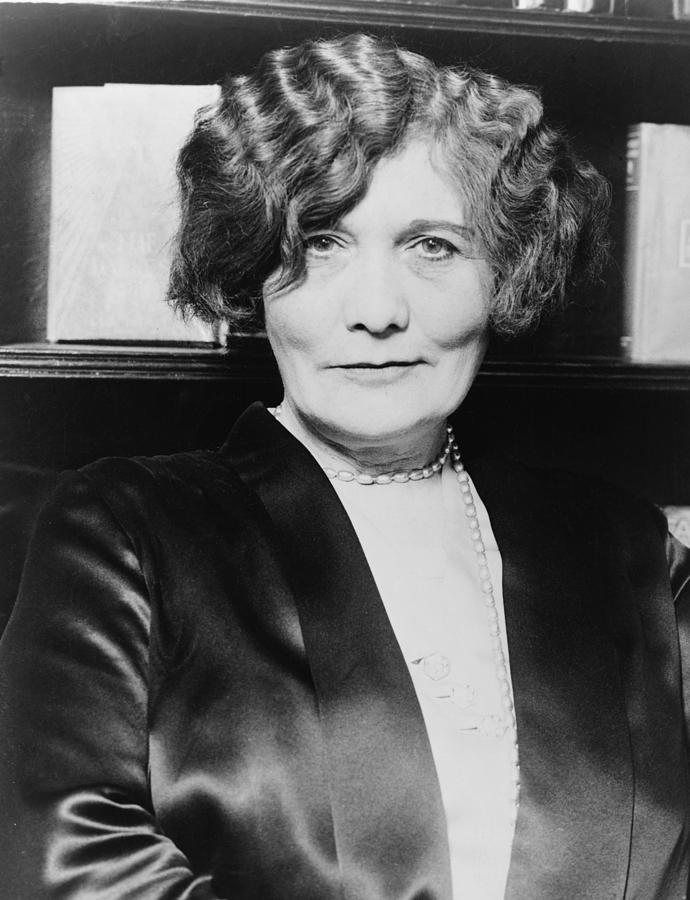 May Churchill Sharpe, Known As �chicago Photograph