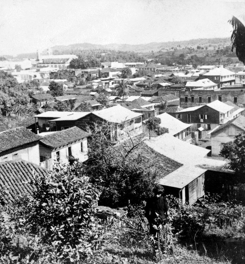 Mayaguez - Puerto Rico - C 1900 Photograph