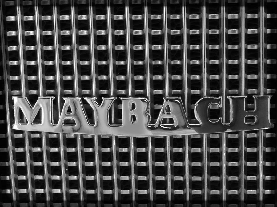 Maybach Motorenbau Photograph  - Maybach Motorenbau Fine Art Print