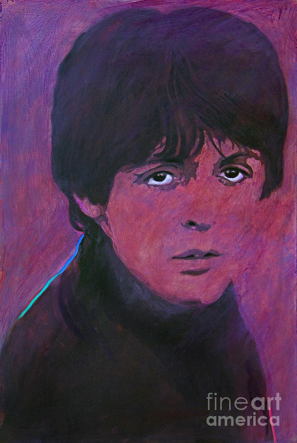 Mccartney Painting  - Mccartney Fine Art Print
