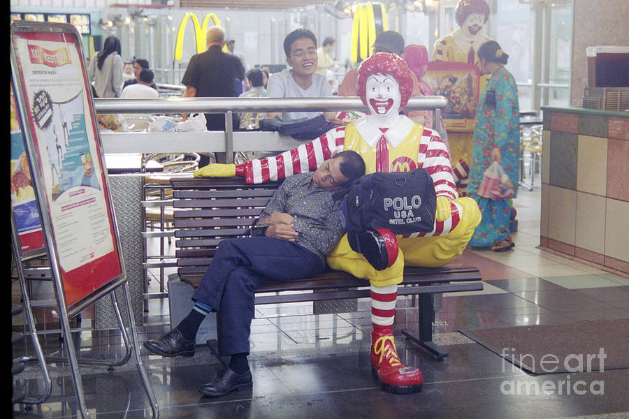Mcdonalds Malasia Photograph
