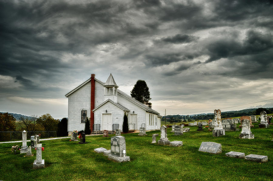 Mcelwee Chapel Series II Photograph