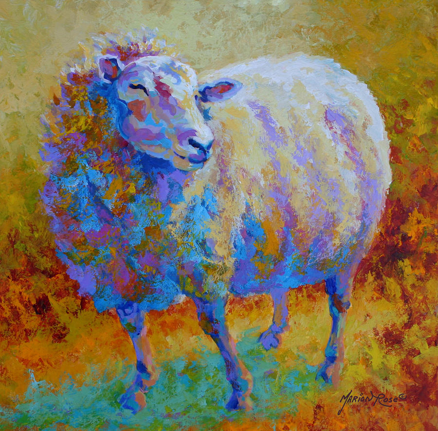 Me Me Me Sheep By Marion Rose