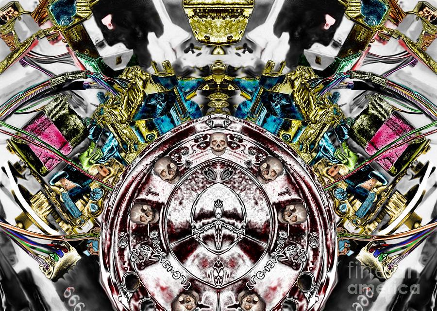 Dead Mechanical - Medium Noise