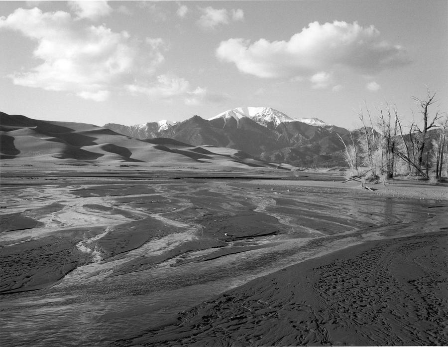 Medano Flows Photograph