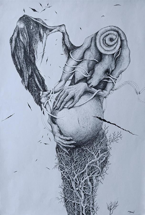 Medea Drawing