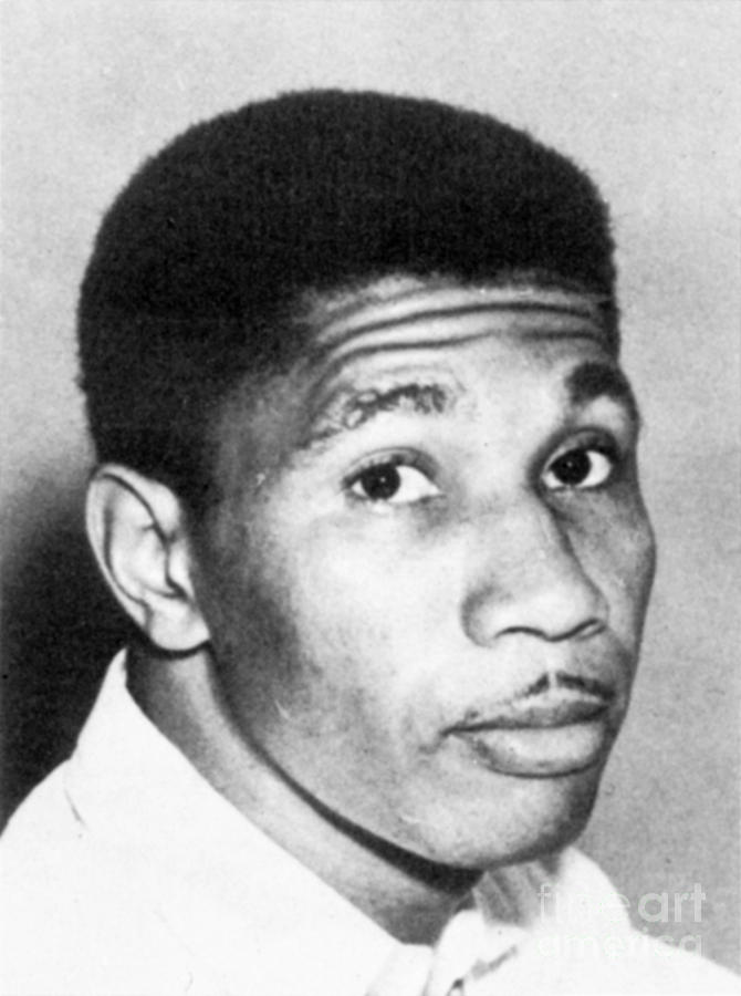 Medgar Evers (1925-1963) Photograph