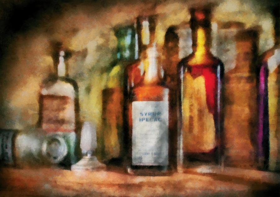 Medicine - Syrup Of Ipecac Photograph