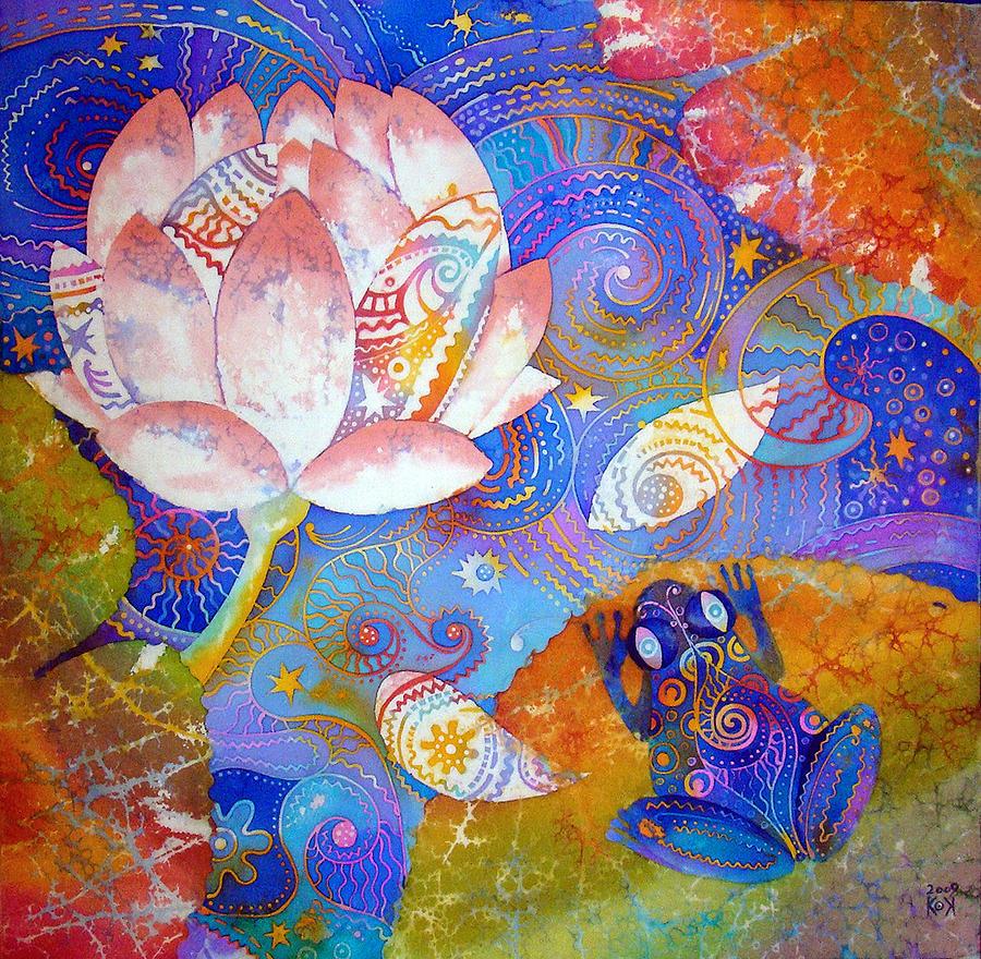 Meditation by Kate Krivoshey