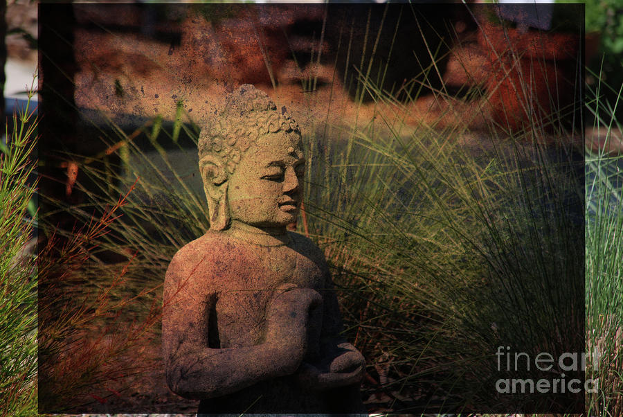 Meditation Photograph  - Meditation Fine Art Print