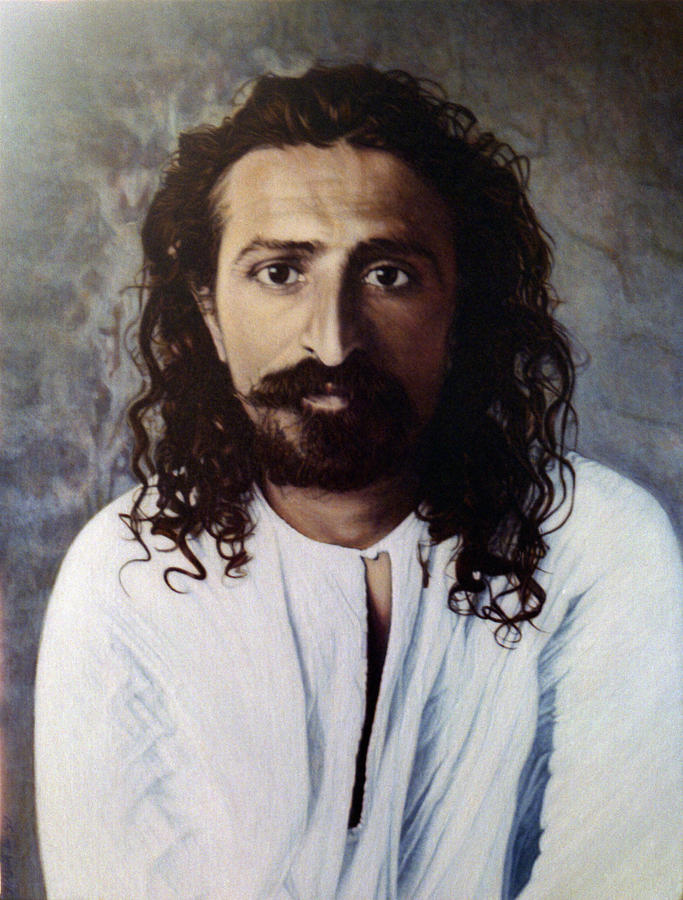 Meher Baba 4 Painting