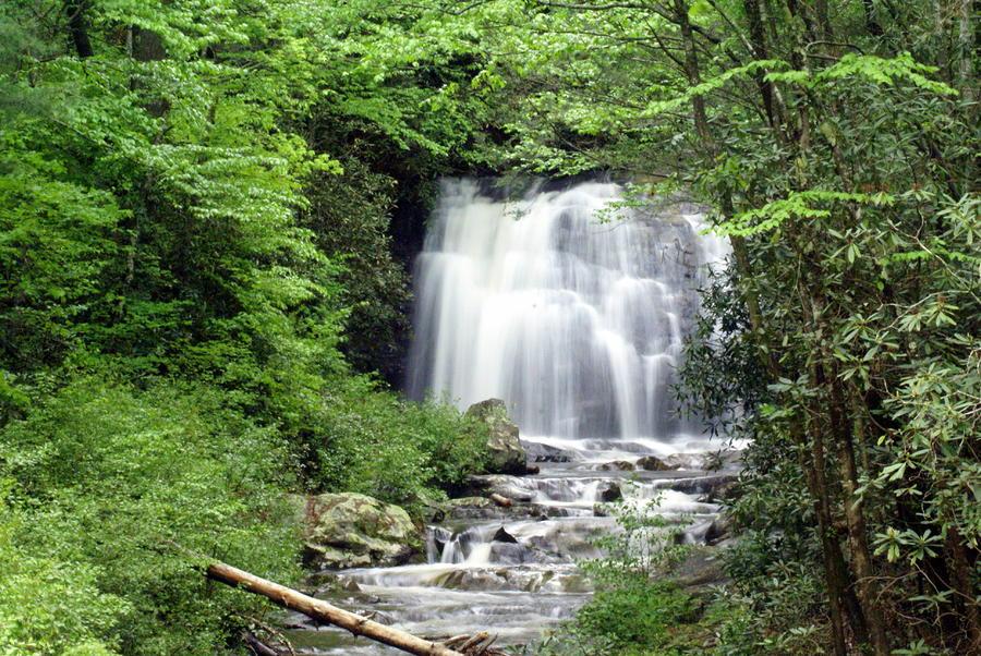 Meigs Falls Photograph
