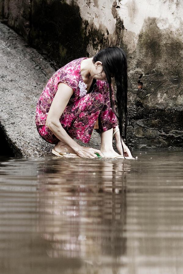 Mekong Delta Life Photograph