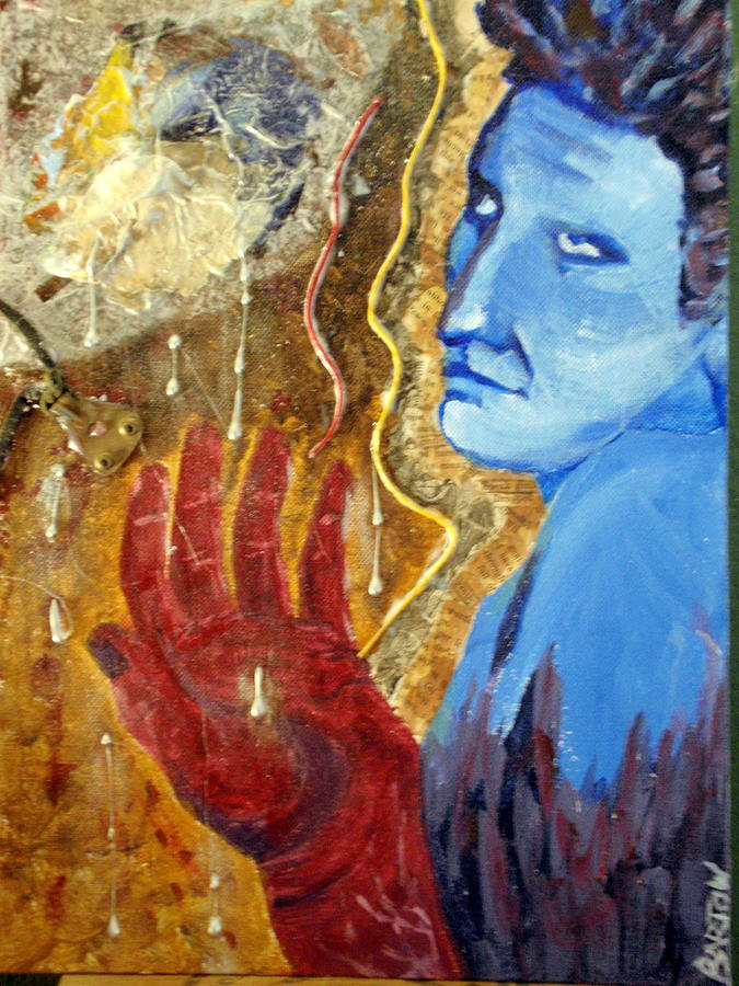 Melancholy Painting
