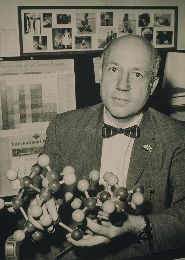melvin calvin Melvin calvin facts: american chemist melvin calvin (born 1911) did research that yielded important discoveries over broad areas of physical and biological chemistry, from metal-organic.