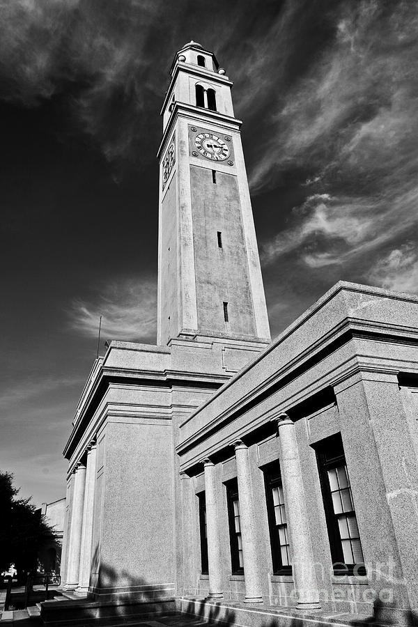 Memorial Tower Photograph  - Memorial Tower Fine Art Print