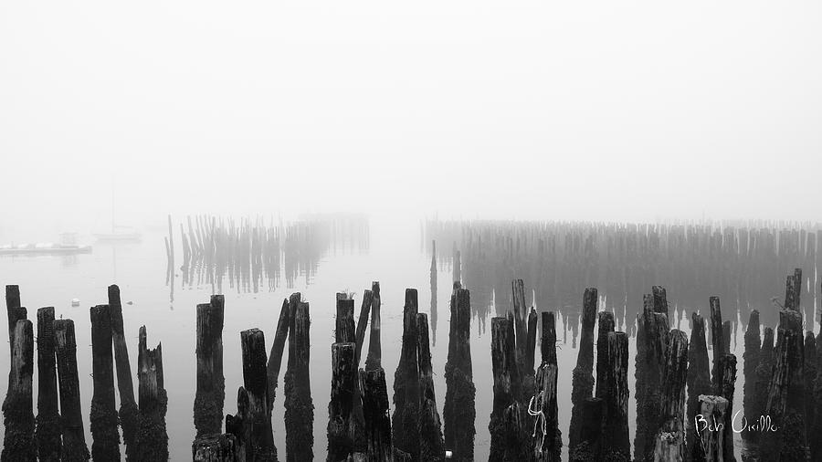 Memories And Fog Photograph  - Memories And Fog Fine Art Print