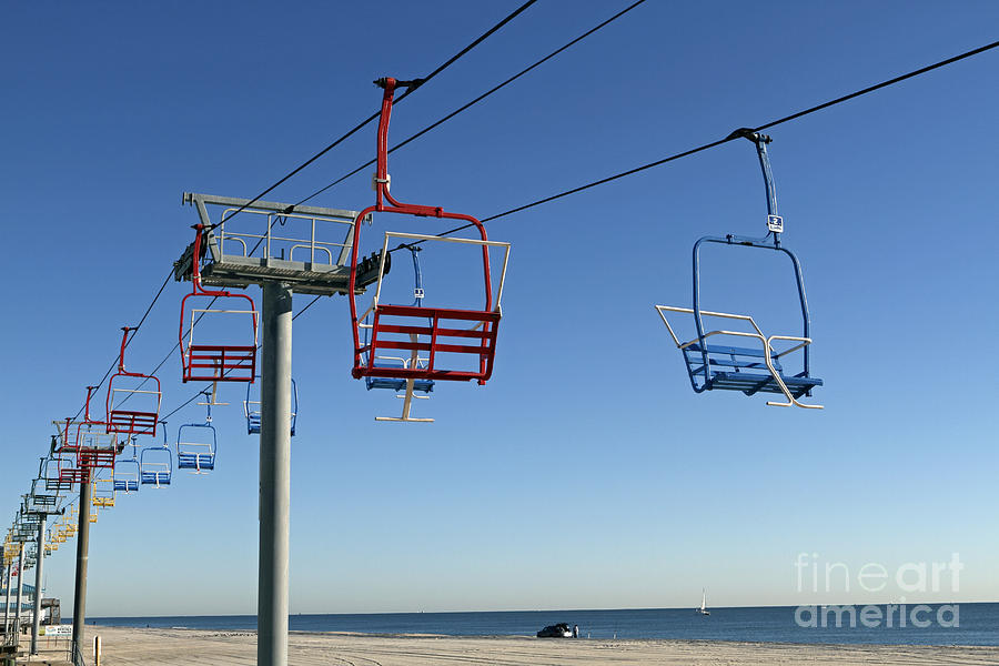 Memories Of The Jersey Shore Photograph  - Memories Of The Jersey Shore Fine Art Print