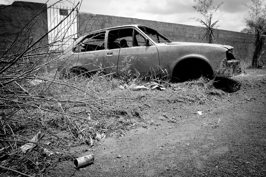 Memories Of Tunning Vii Photograph