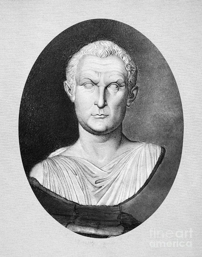 Menander (343-291 B.c.) Photograph