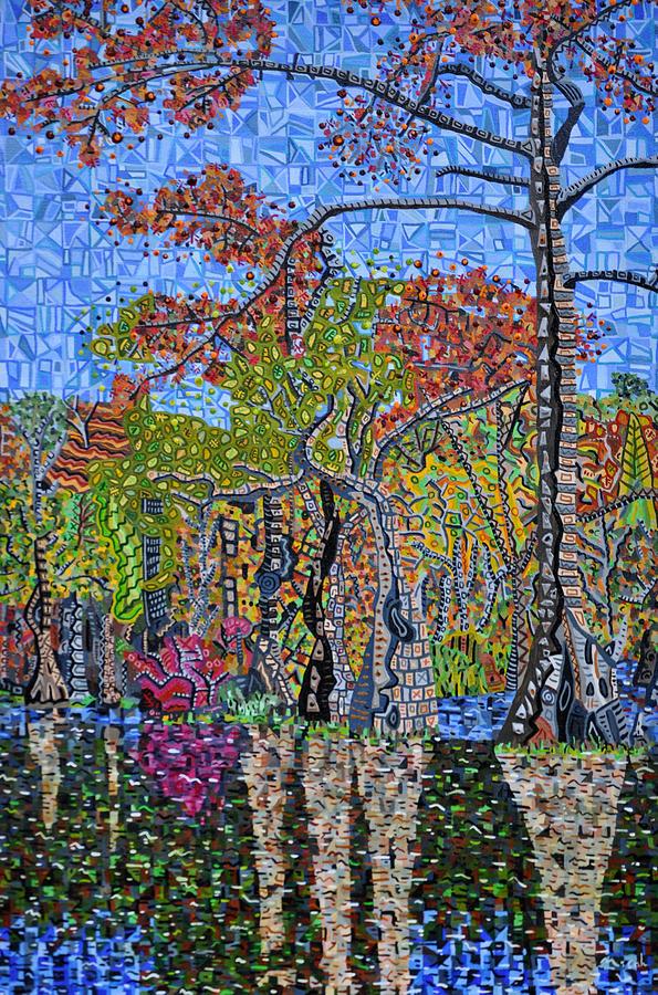 Merchants Millpond State Park 1 Painting