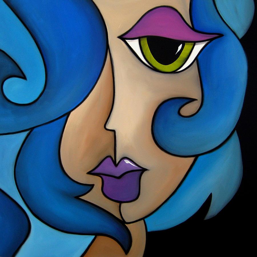 Mermaid Song Painting