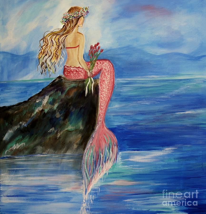 Mermaid Wishes by Leslie Allen