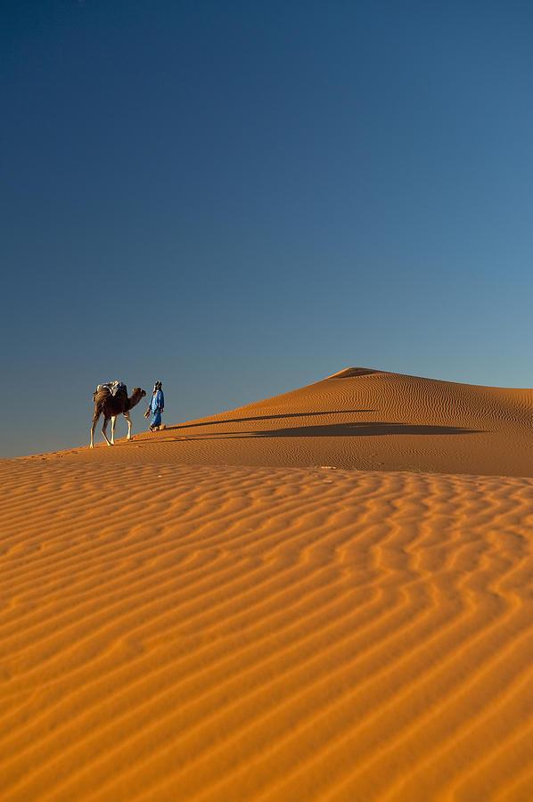 Merzouga, Morocco Photograph
