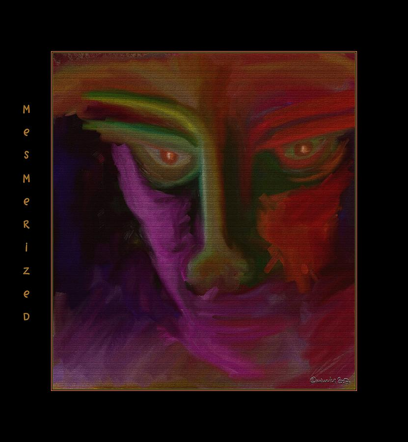 Mesmerized Digital Art
