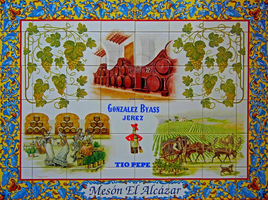 Meson El Alcazar Photograph