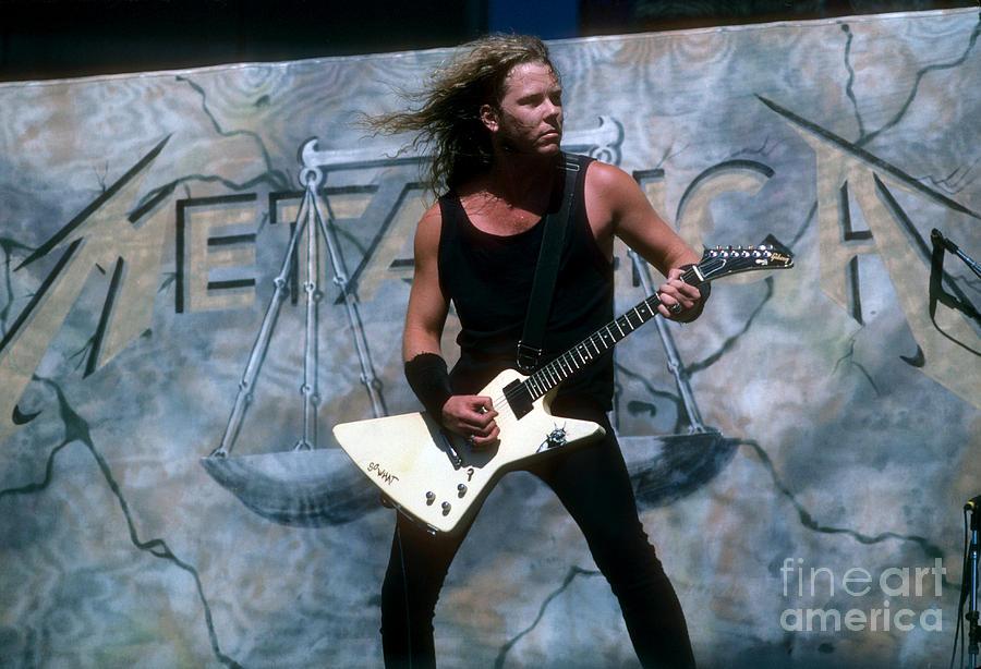 Metallica Photograph