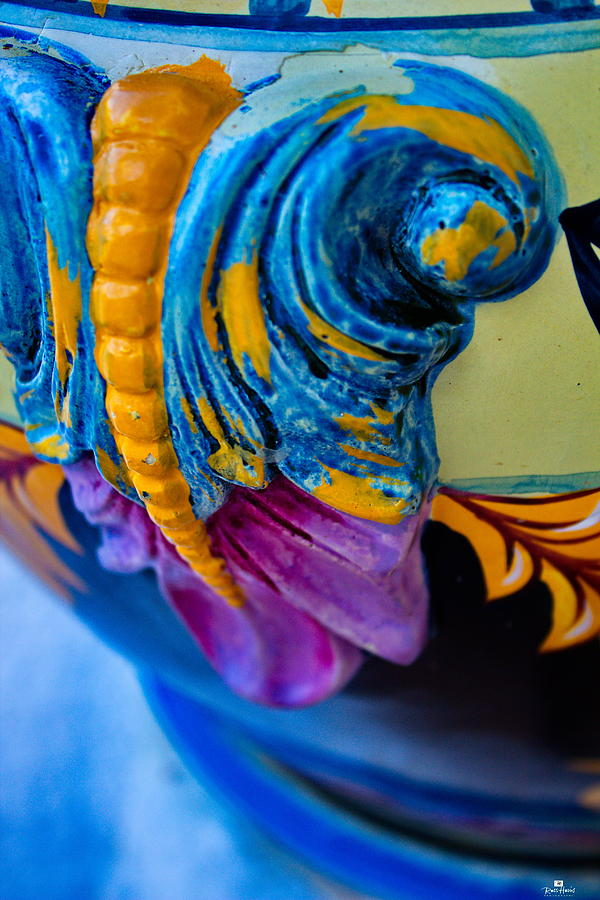 Mexican Ceramic Photograph  - Mexican Ceramic Fine Art Print