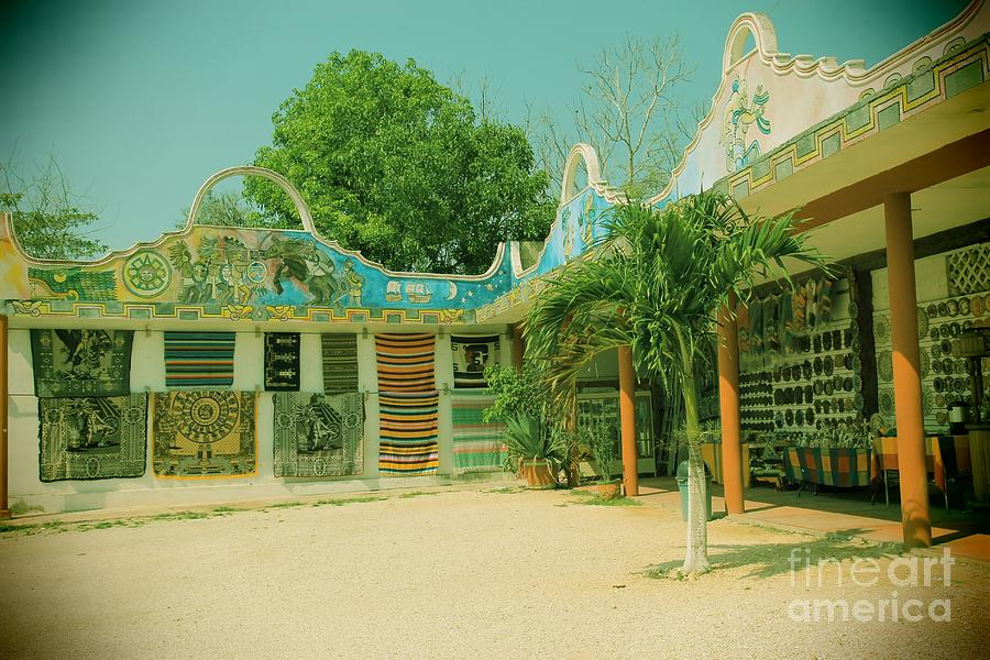 Mexican City Photograph  - Mexican City Fine Art Print