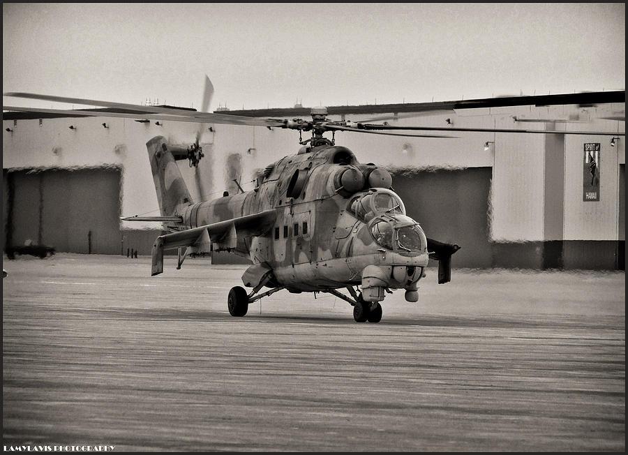 Mi-24 Hind D  Photograph