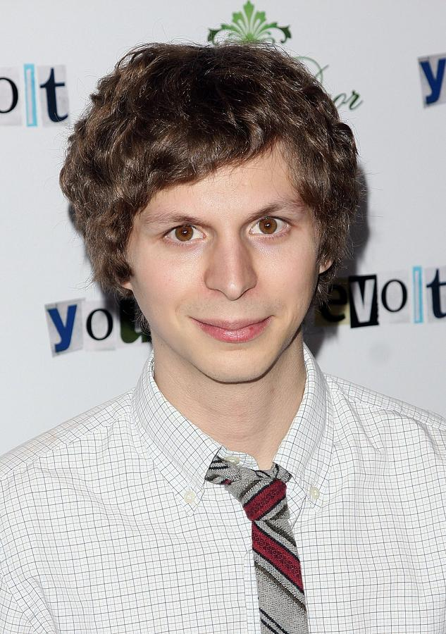 Michael Cera At Arrivals For Youth In Photograph  - Michael Cera At Arrivals For Youth In Fine Art Print