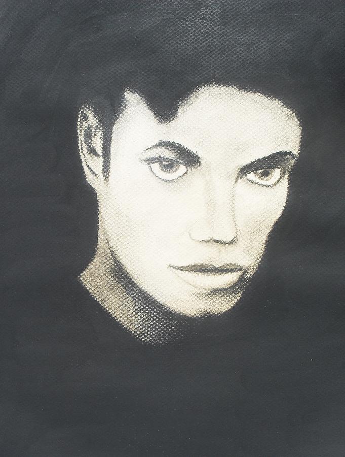 Michael Jackson Pastel
