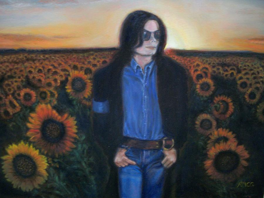 Michael Jacksons  Place With No Name Painting