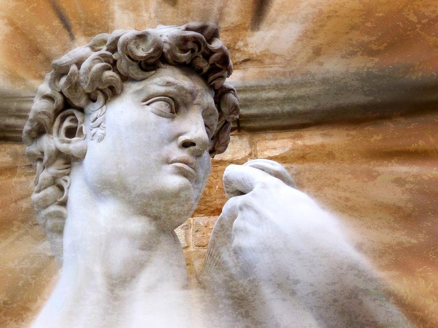 Michelangelos David 2  Photograph