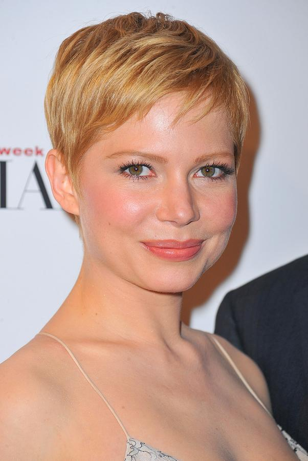 Michelle Williams At Arrivals For The Photograph