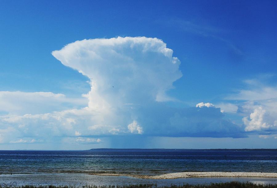 Michigan thunderhead by g teysen