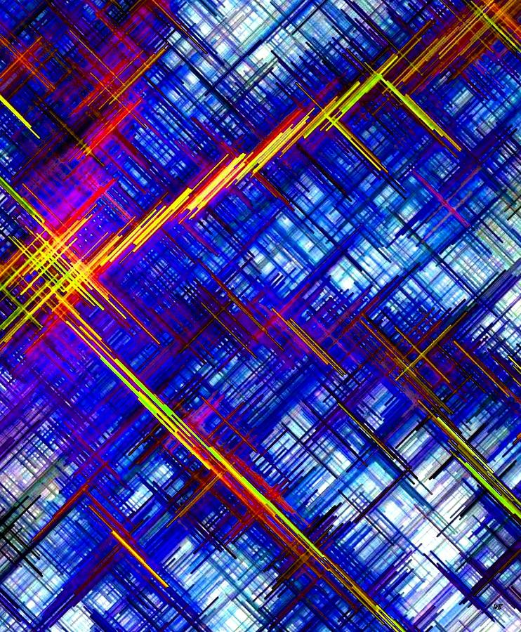 Micro Linear 6 Digital Art