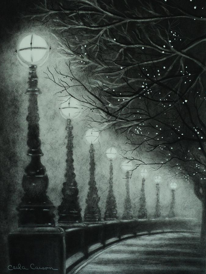 Midnight Dreary by Carla Carson
