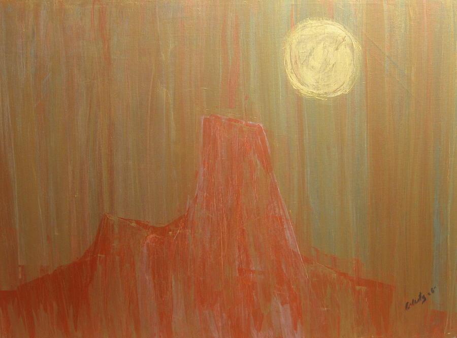 Midnight Glow Painting