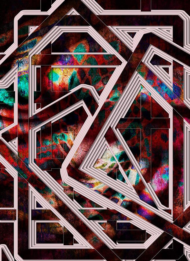 Midnight Musing Digital Art