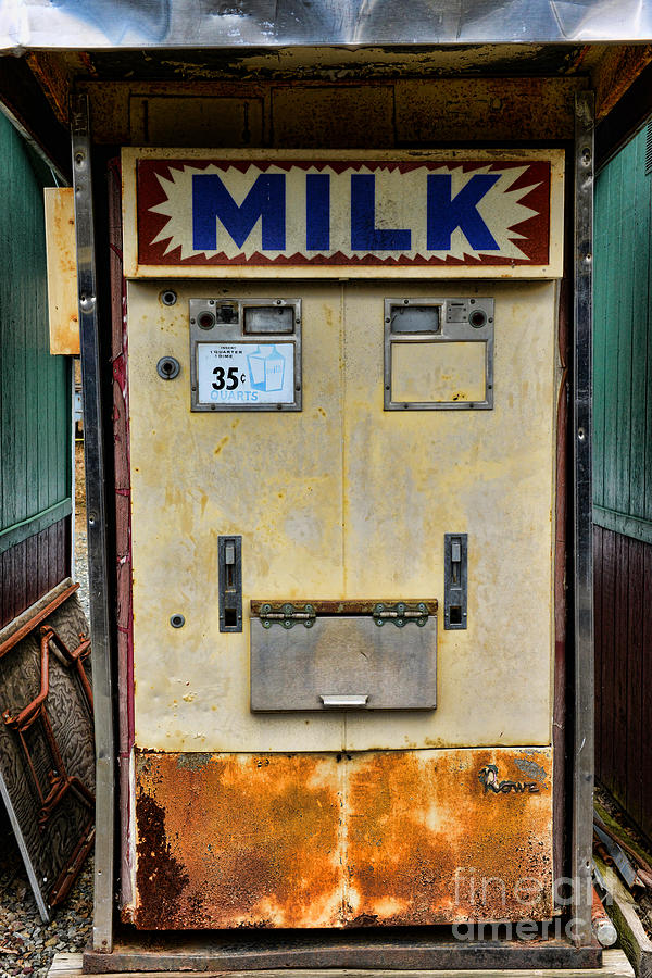 milk machine